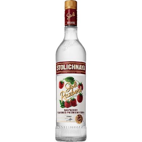 Vodka Razberi Stolichnaya 70 Cl