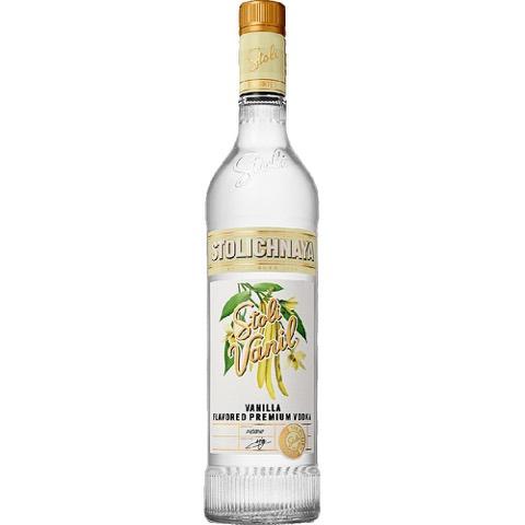 Vodka Vanil Stolichnaya 70 Cl