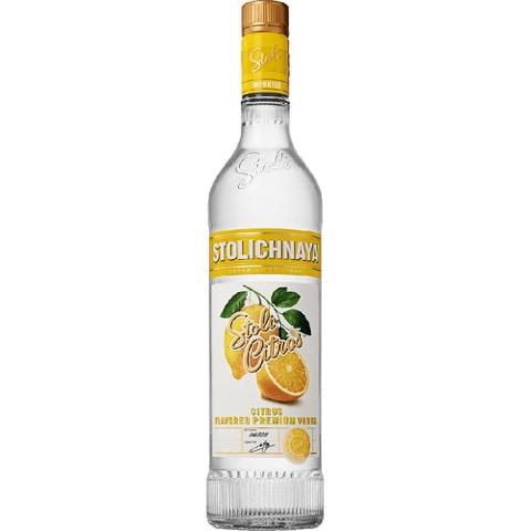 Vodka Citros Stolichnaya 70 Cl