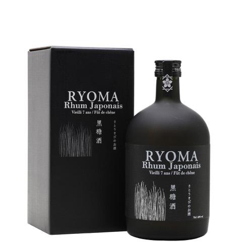 Rum Rhum Japonais 7 Years Old Ryoma 70 Cl