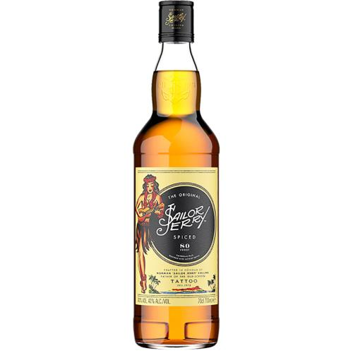 Rum Sailor Jerry 70 Cl