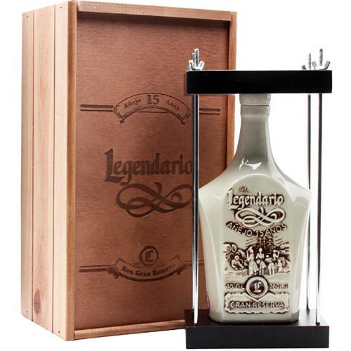 Rum Ron Anejo Gran Reserva 15 Anos Edition Limitada Legendario 70 Cl