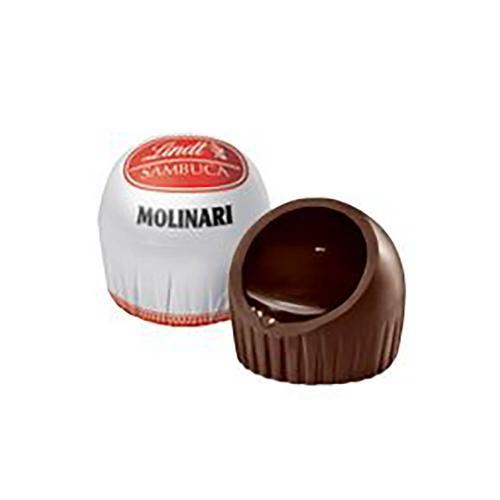 Praline con Cioccolato Fondente e Ripieno al Liquore Sambuca Lindt 1 kg