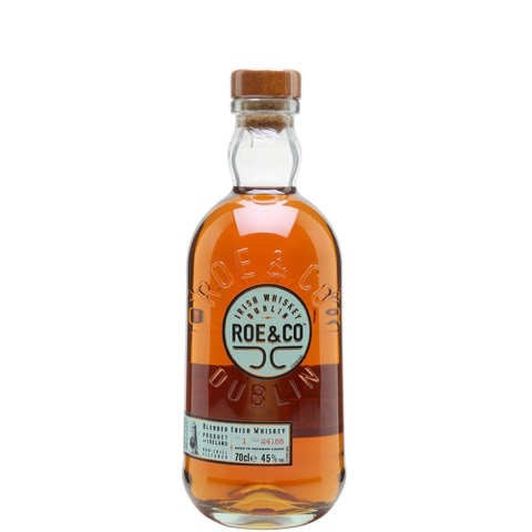 Whisky Irish Blended Roe & CO 70 Cl