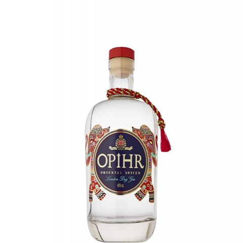 Gin London Dry Oriental Spiced Opihr 70 Cl