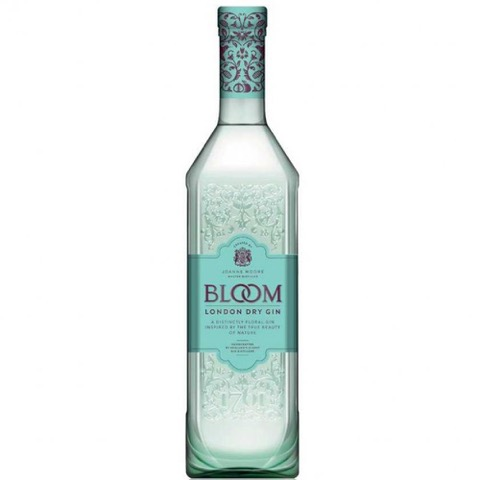 Gin London Dry Bloom 70 Cl