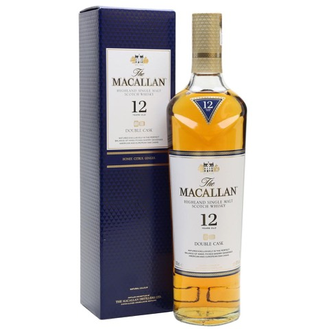 Whisky Single Malt Highland Double Cask 12 Years Old The Macallan 70 Cl