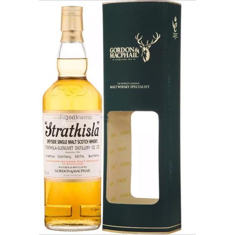 Whisky Single Malt Scotch Speyside Distilled 2005 Botled 2017 Strathisla Distillery Gordon & Macphail