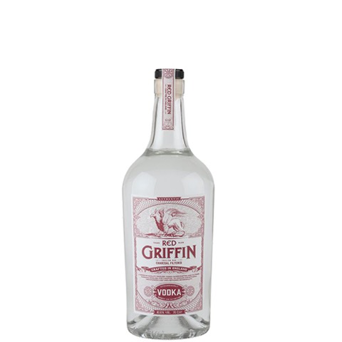 Vodka English Red Griffin Burlington 70 Cl