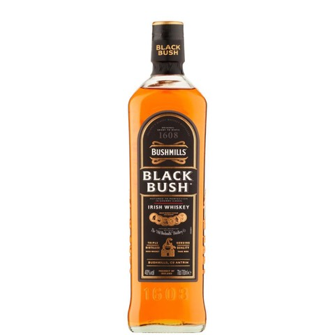 Whiskey Irish Black Bush Bushmills 70 Cl