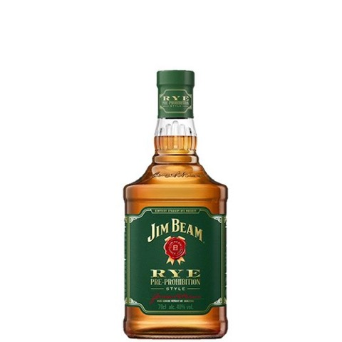 Whiskey Kentucky Straight Rye Jim Beam 70 Cl