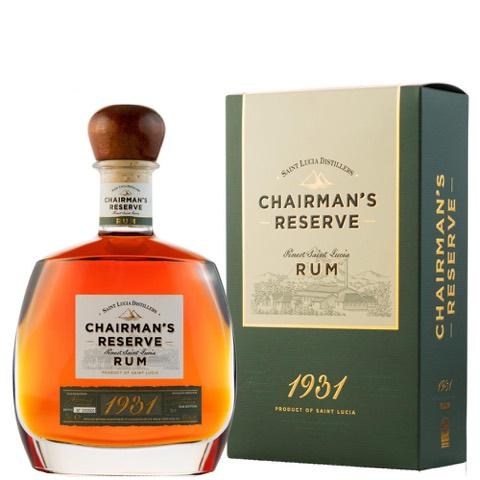 Rum Santa Lucia 1931 Reserve Chairman's Santa Lucia Distillers 70 Cl