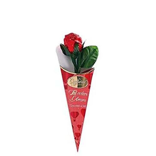 Rosa Di Cioccolatoal Latte San Valentino 20gr  Caffarel