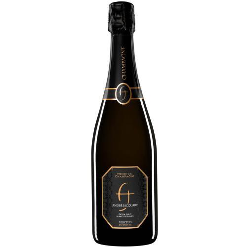Champagne Premier Cru Blanc de Blancs Extra Brut Vertus Experience Andrè Jacquart in Astuccio