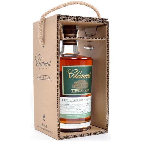 Rum Rhum Agricole Martinica Tres Vieux Single Cask Vanille Intense Clement 50 Cl