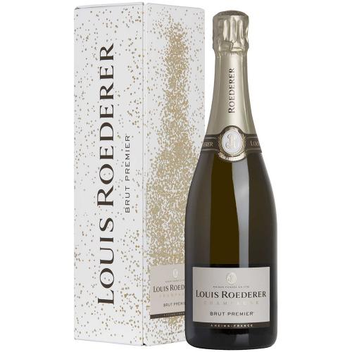 Champagne Brut Premiere Roederer Louis In Astuccio