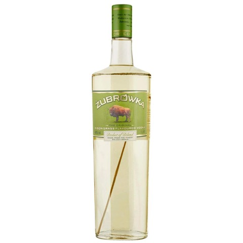 Vodka Bisongrass Zubrowka 1 Lt