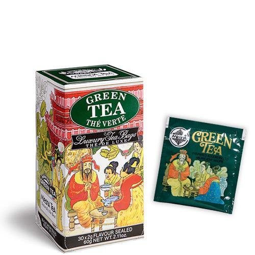 Tè The Green Premium Ceylon Tea Mlesna Confezione 30 Filtri