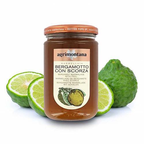Marmellata di Bergamotto Agrimontana 320 gr