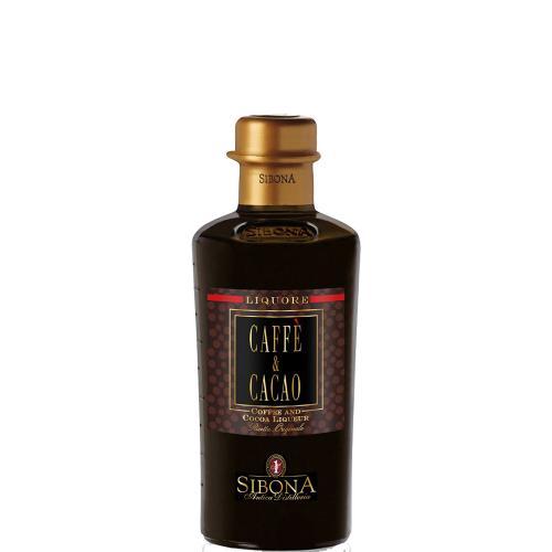 Liquore Caffè e Cacao Sibona 50 Cl