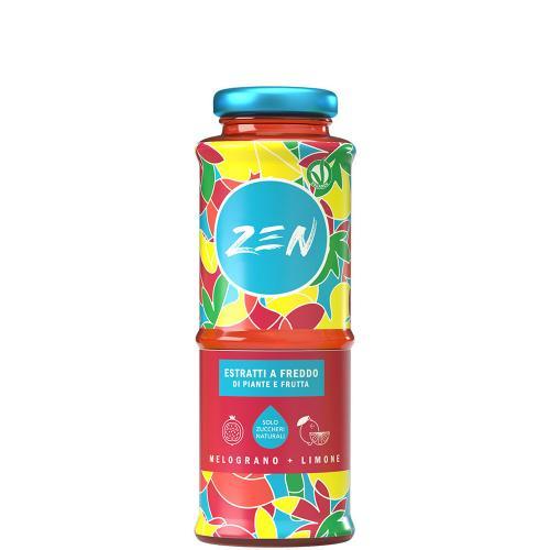 Bevanda con Melograno e Limone Zen 200 Ml