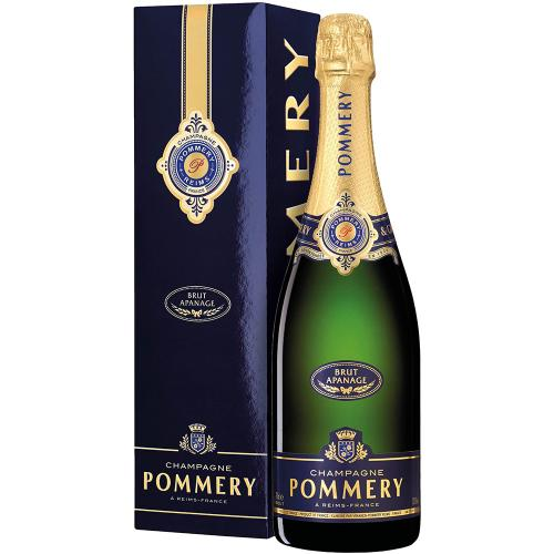 Champagne Brut Apanage Pommery in Astuccio