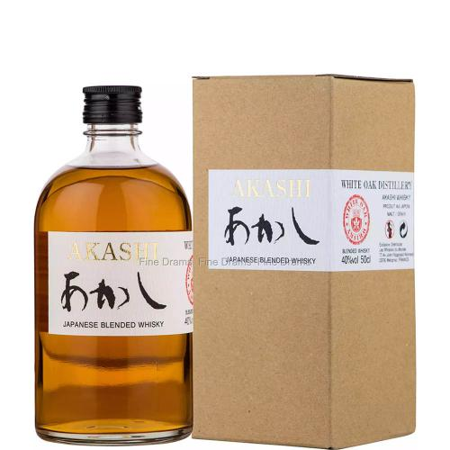 Whisky Blended Japanese Akashi 50 Cl