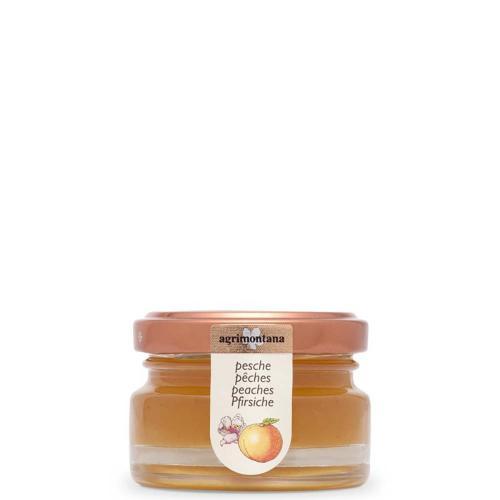 Confettura extra di Pesche  Agrimontana 42 gr