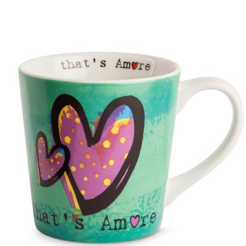 Mug That's Amore Turchese Egan