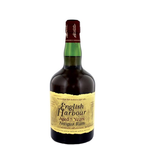 Rum Antigua 5 Years Old English Harbour 70 Cl