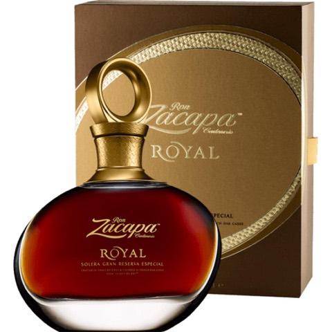 Rum Ron Solera Gran Reserva Royal Zacapa 70 Cl in Cofanetto