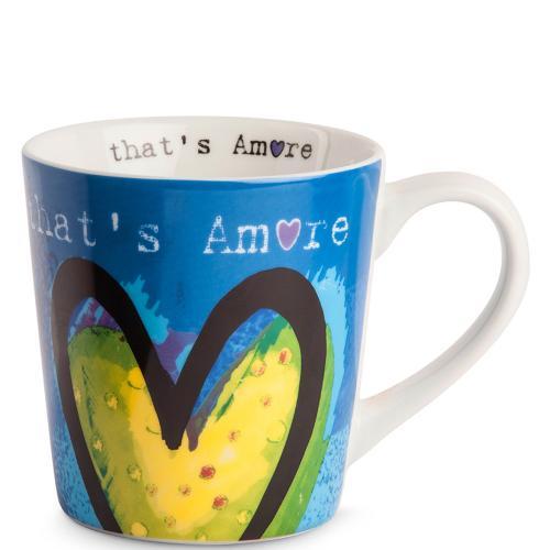 Mug That's Amore Blu Egan