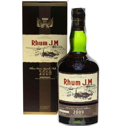 Rum Rhum Agricole Vieux 2009 J.M. 70 Cl