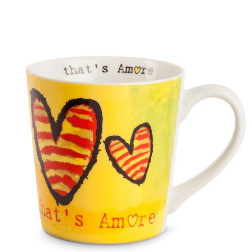 Mug That's Amore Giallo Egan