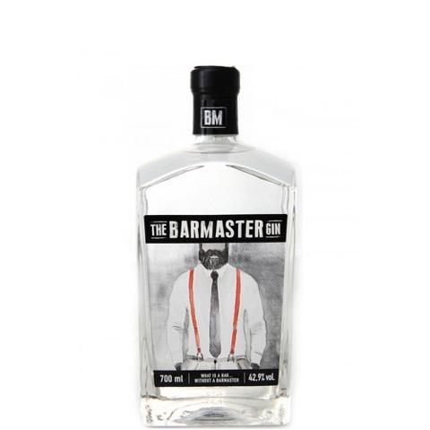 Gin The Barmaster Bonaventura Maschio 70 Cl