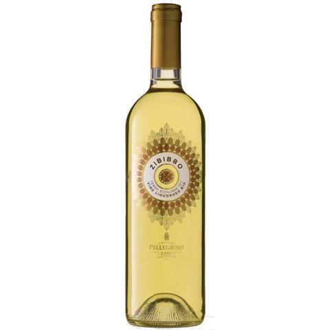 Zibibbo Liquoroso Bio Terre Siciliane Cantine Pellegrino 75 Cl