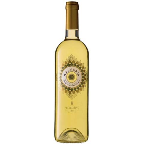Malvasia Liquorosa Bio Terre Siciliane Cantine Pellegrino 75 Cl