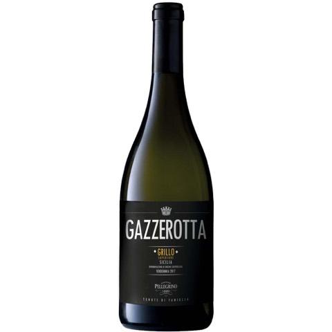 Grillo Superiore Sicilia Gazzerotta Cantine Pellegrino 2017