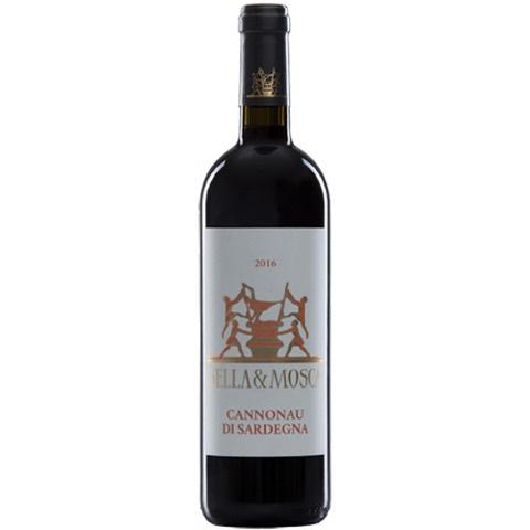 Cannonau di Sardegna Sella & Mosca 2016