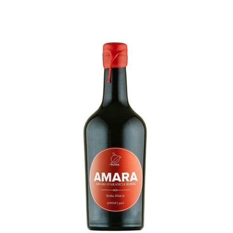 Amaro di Arancia Rossa di Sicilia Amara Rossa 50 Cl