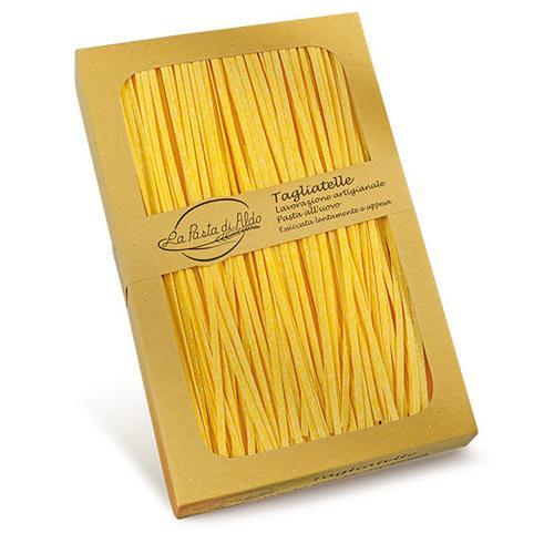 Tagliatelle Pasta Secca All'uovoLa Pasta di Aldo 250 Gr