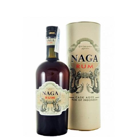 Rum Indonesia Cask Aged Naga 70 Cl in Astuccio