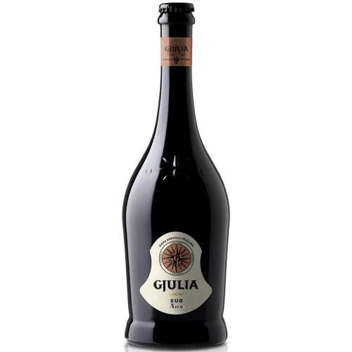 Birra Agricola Friulana Nera SUD Birrificio Gjulia 75 Cl