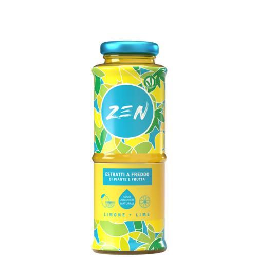 Bevanda con Limone e Lime Zen 200 Ml