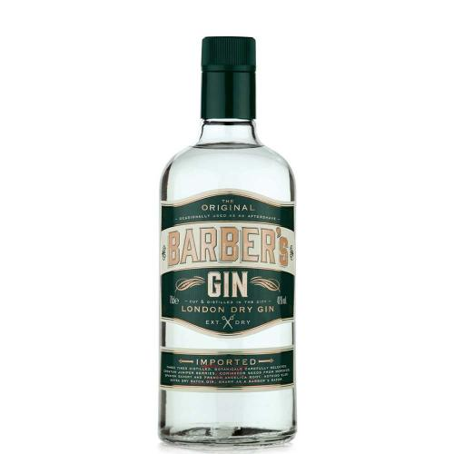 Gin London Dry Barber's 70 Cl