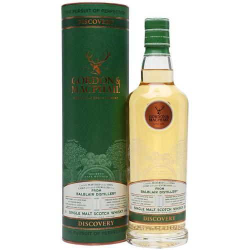 Whisky Single Malt Scotch 13 Years Old Tormore Distillery Discovery Gordon & Macphail
