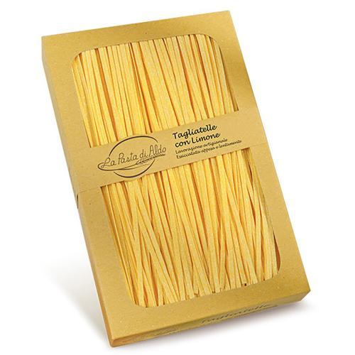 Tagliatelle con Limone  La Pasta di Aldo 250 Gr