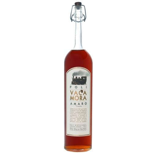 Amaro Vaca Mora Distillerie Poli 70 Cl