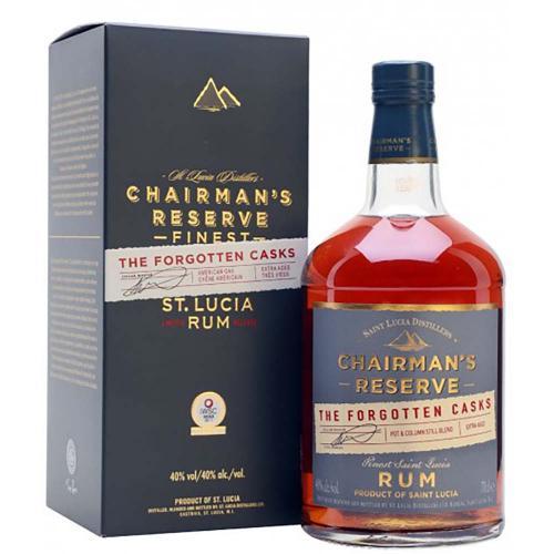 Rum Santa Lucia Chairman's Reserve The Forgotten Casks Santa Lucia Distillers 70 Cl