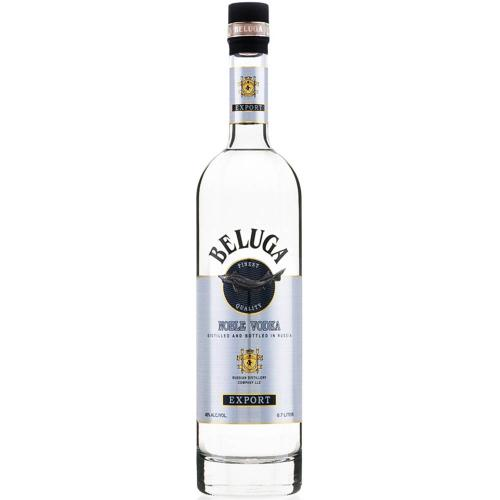 Vodka Russian Beluga 70 Cl